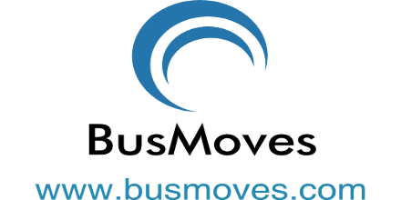 Bus Moves Logo - Coach Hire Sydney